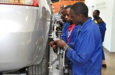 Everything you ever need to know about auto mechanic training schools in Nigeria!