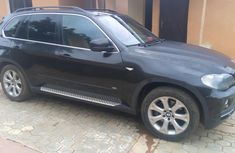 Neatly used Black BMW SUV X5 2010 for sale