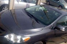 Corolla Belgium 2012 on belt for sale in Nigeria