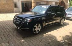Mercedes Benz GLK 2014 on belt toks