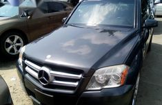 Mercedes Benz Glk350 2012 Black for sale