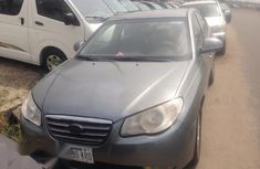 Hyundai Elantra 2006 Blue for sale