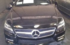 Mercedes Benz CLS 550 2012 Black for sale