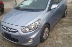 Hyundai Accent 2011 Gray for sale
