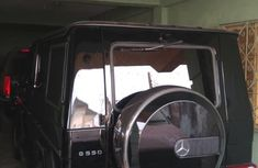 New Mercedes-Benz G-Class G550 2014 Black for sale