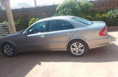 Mercedes benz 350 gray 2007 for sale