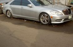 Limited Edition Mercedes-Benz S550 2010 Silver for sale