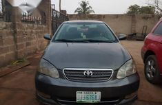 Used Toyota Corolla S 2004 Gray for sale