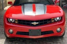 Toks 2011 Chevrolet Camaro for sale