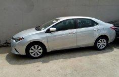 Toyota Corolla LE 2014 Silver for sale