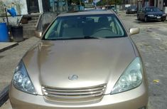 Used Lexus ES 330 2004 Gold for sale