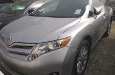 Toyota Venza 2011 Silver for sale