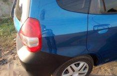 Tokunbo Honda Jazz Fit 2007 Blue for sale