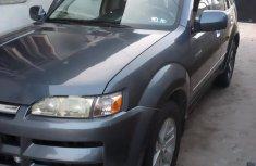 Isuzu Axiom 2004 Gray for sale