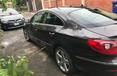 Tokunbo Volkswagen Passat CC 2009 Black for sale