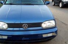 Volkswagen Golf3 1999 Blue for sale