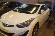 Neat Hyundai Elantra 2013 White for sale