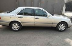 Mercedes Benz C180 1999 Gold for sale