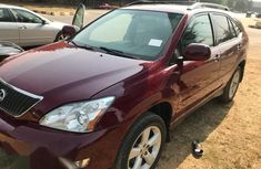 Lexus Rx330 2006 Red for sale