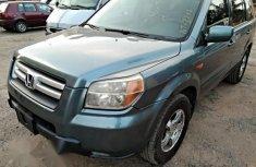 Honda Pilot 2006 Green for sale