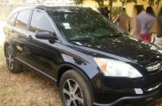 Clean Honda Crv 2008 Black for sale