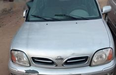 A Clean Used Nissan Micra 2001 Silver for sale