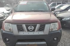 Nissan Xterra 2005 Red for sale