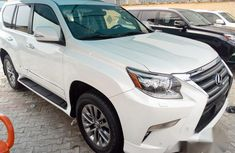 Lexus GX 2015 White for sale