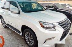 Lexus GX 2015 White for sale