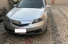 Acura TL 2012 Silver for sale