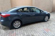 Clean Kia Cerato 2014 Blue for sale