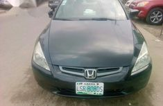 Honda Accord 2005 Black for sale