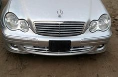 Mercedes-Benz C230 2006 Silver for sale