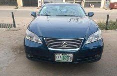 Lexus ES360 2008 Blue for sale