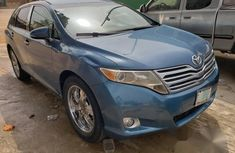 Toyota Venza 2010 Blue for sale