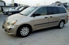 Honda Odyssey 2005 Brown for sale