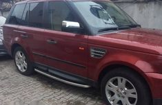 Land Rover Range Rover Sport 2006 Red for sale
