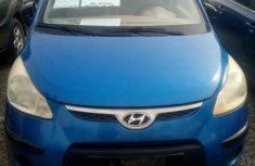 Hyundai I10 2008 Blue for sale