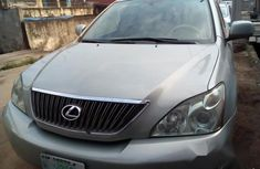 Lexus RX 330 2007 Silver for sale