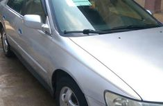Clean Nigerian Used Honda Accord 2001 Silver for sale