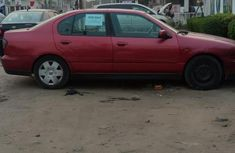 Nissan Primera 2002 Red for sale