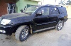 Toyota 4-Runner SUV 2005 Black for sale