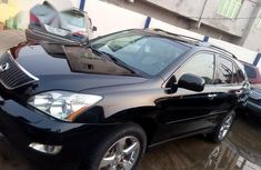 Lexus RX 330 2004 Black for sale