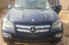 Mercedes-benz Glk450 2009 Blue for sale