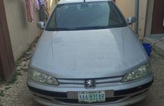 Nigerian Used Peugeot 406 1999 Silver for sale