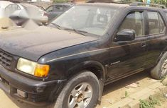 Isuzu Rodeo 1999 Black for sale