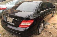 Mercedes Benz C300 2009 Black for sale