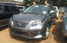 Lexus RX350 2012 Gray for sale