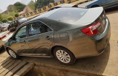 Foreign Used Toyota Camry LE 2013 Gray for sale