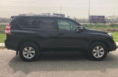 Toyota Prado TXL 2014 Black for sale